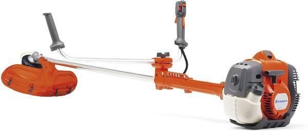 Husqvarna 966604702 336FR Bike Handle Pro Brushcutter with Line & Brush and Saw Blade, 34.6 cc