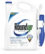 Roundup 5200210 Weed and Grass Killer III with Ready-to-Use Comfort Wand Sprayer