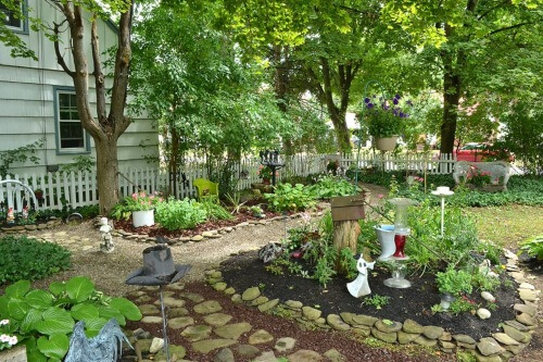 Small Trees For Shady backyards