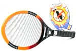 The Executioner Fly Killer Mosquito Swatter Racket Wasp Bug Zapper Indoor Outdoor