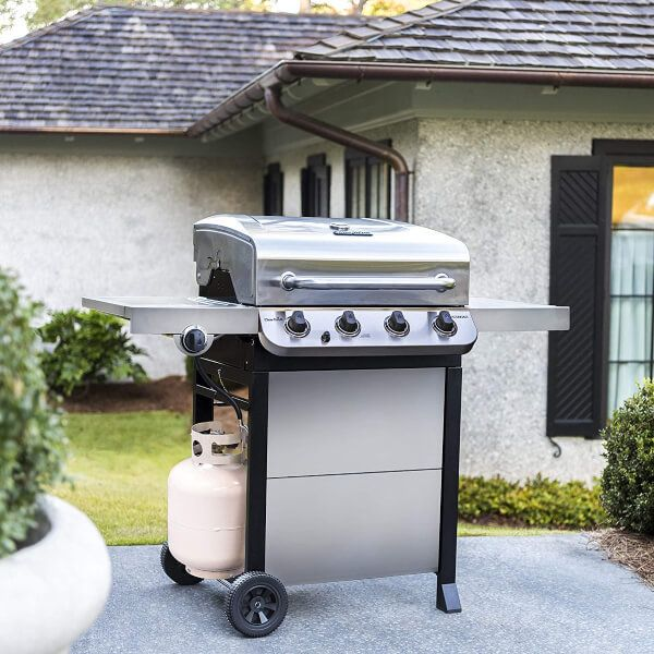 Think about how you are going to decorate your barbecue area