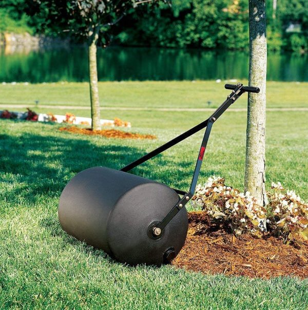 Types of lawn rollers