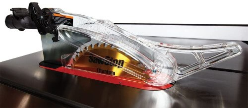 Blade Guards On Saws