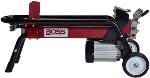 Boss Industrial ES7T20 Electric Log Splitter, 7-Ton