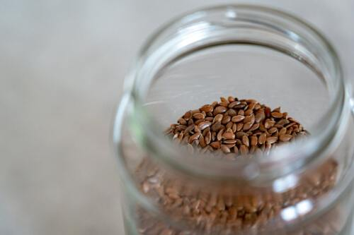 Flaxseed is one of the safer choices among dietary supplements