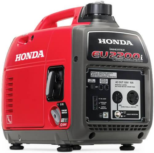 Honda EU2200IC 2200-Watt Companion Super Quiet Portable Inverter Generator (1)